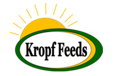 Kropf Feeds Logo